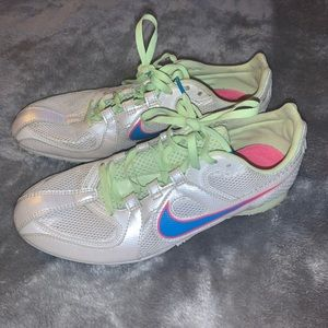 Nike Track & Field Athletic Running Shoes Size 8